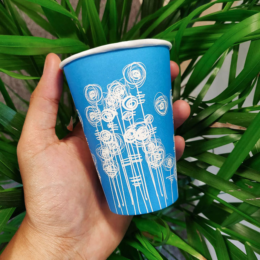 Picture of 7oz Paper Recyclable Cups