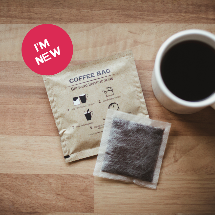 Picture of Single Serve Coffee Bags