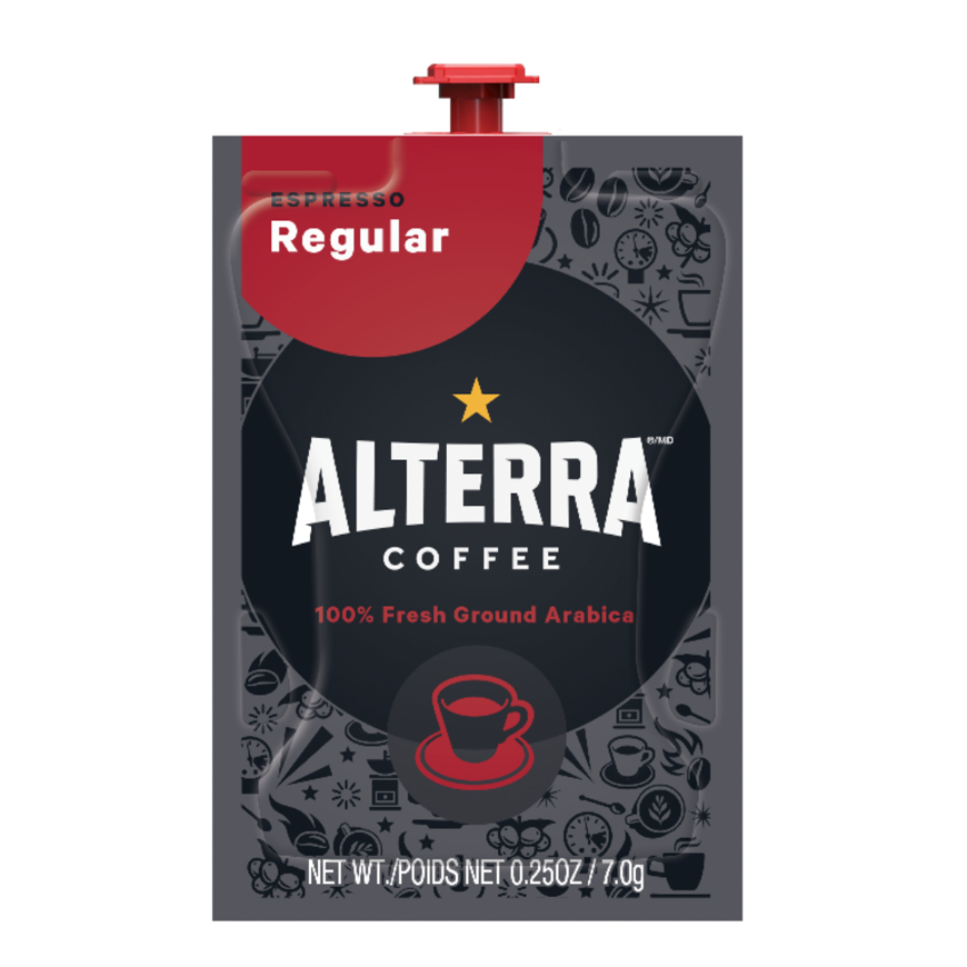 Picture of Flavia Drinks Authentic Espresso Sachet Choices